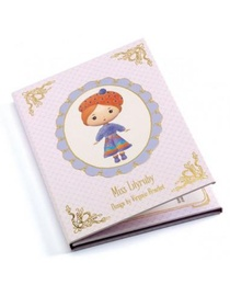 TINYLY STICKERS REPOSITIONNABLES - MISS LILYRUBY