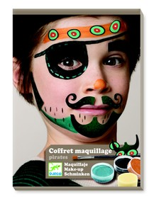 Coffret Maquillage Pirate