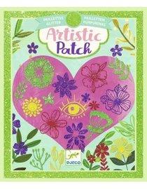 ARTISTIC PATCH GLITTER PETALES