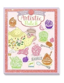ARTISTIC PATCH GLITTER GOURMANDISES
