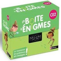 MHM BOITE A ENIGMES CE2 (EDITION 2020)