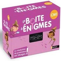 MHM BOITE A ENIGMES CM1 (EDITION 2020)