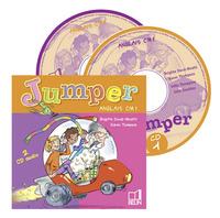 Jumper ; Anglais ; Cm1 ; Cd Audio (edition 2005)