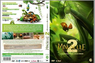Minuscule 2 - Les Mandibules Du Bout Du Monde - Dvd