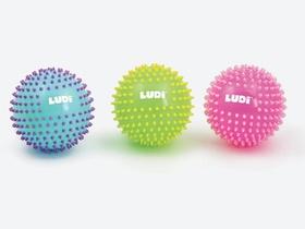 Balle bicolore