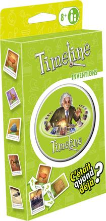 Timeline - Inventions