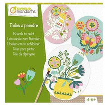 TOILES A PEINDRE