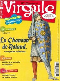Virgule N 165 La Chanson De Roland - Septembre 2018