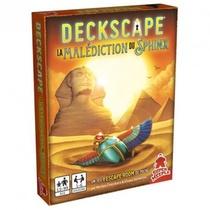 DECKSPACE 6 - LA MALEDICTION DU SPHINX