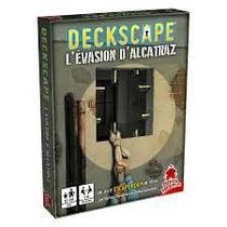 DECKSCAPE 7 L'EVASION D'ALCATRAZ
