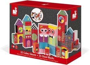 Kubkid 35 Cubes Geants