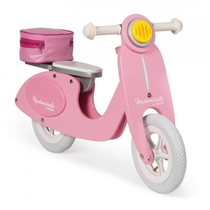 SCOOTER ROSE MADEMOISELLE