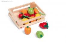CAGETTE DE 12 FRUITS.