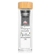 BOUTEILLE INFUSEUR CACATOES ET AGRUMES
