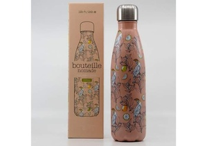 BOUTEILLE METAL 500ML CACATOES
