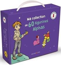 Apprendre A Lire Avec Les Alphas ; Ma Collection De 60 Figurines Alphas