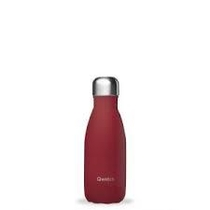 BOUTEILLE ISOTHERME - GRANITE ROUGE - 260ML