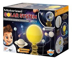 SYSTEME SOLAIRE MOTORISE