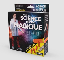LA SCIENCE DEVIENT MAGIQUE - MAGICIEN