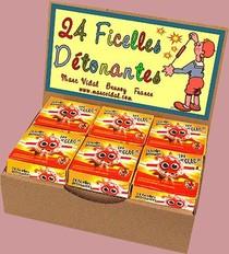 24 FICELLES DETONNANTES