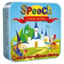 SPEECH CONTES DE FEES
