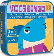 Vocadingo ; Cm1-Cm2