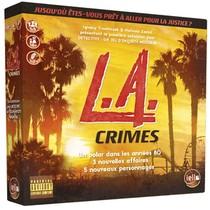 Détective - ext. L.A. Crimes