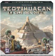 TEOTIHUACAN : LA CITE DES DIEUX