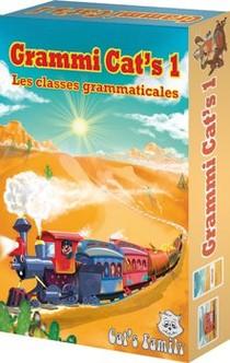 Grammi Cat's 1 ; Les Classes Grammaticales