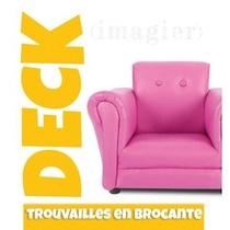 DECK - TROUVAILLES EN BROCANTE