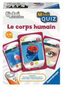 TIPTOI QUIZ CORPS HUMAIN