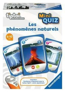 TIP TOI QUIZ - PHENOMENES NATURELS