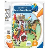 Tip Toi Livre Decouvre Les Chevaliers