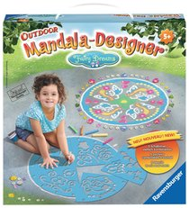 OUTDOOR MANDALA  DESIGNER FAIRY DREAMS