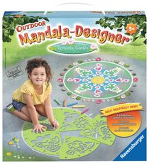 OUTDOOR MANDALA DESIGNER ROMANTIC GARDEN