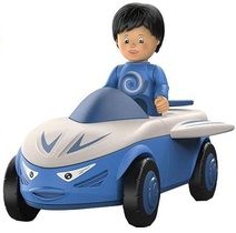Voiture Toddys Mike Moby