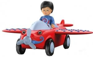 Voiture avion Toddys Leo Loopy
