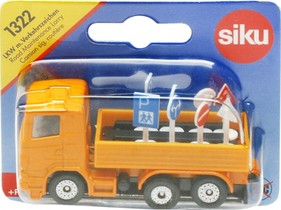 Camion signaux routiers