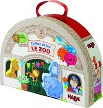 Coffret De Jeu Au Zoo