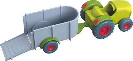Little Friends Tracteur Avec Remorque