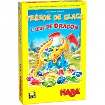 TRESOR  DE GLACE L'OEUF DE DRAGON