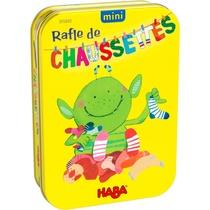 RAFLE DES CHAUSSETTES MINI METAL