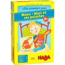 MEMO - MAXI ET SES PELUCHES