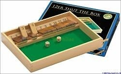 Shut The Box / Ferme La Boite 12Er