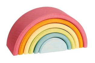 Rainbow Pastel 17 Cm