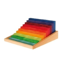SMALL STEPPED COUTING BLOCKS