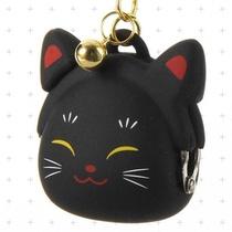 Pochi Bit Friend Porte Cles Japan Black