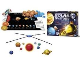 MOBILE SYSTEME SOLAIRE 75*75CM