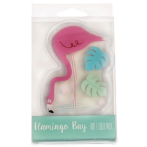 COLD PACK FLAMINGO