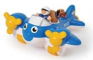Police Plane Pete